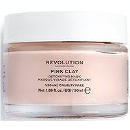 REVOLUTION SKINCARE Pink Clay Detoxifying 50 ml