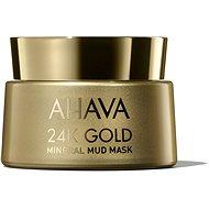 AHAVA Mineral Masks Mineral Mud Mask 24K Gold 50 ml - Pleťová maska