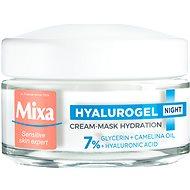 MIXA Hyalurogel Night Hydrating Cream-Mask 50ml - Face Cream