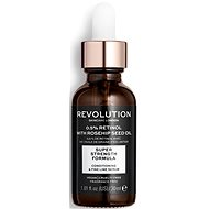 Pleťové sérum REVOLUTION SKINCARE Extra 0.5% Retinol Serum with Rosehip Seed Oil 30 ml - Pleťové sérum