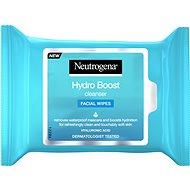 NEUTROGENA Hydro Boost Cleanser Facial Wipes 25 ks - Odličovací ubrousky
