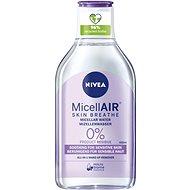 Micelární voda NIVEA MicellAIR Micellar Water Sensitive Skin 400 ml - Micelární voda