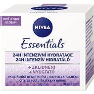 NIVEA 24H Intensive Hydrating Day Cream Sensitive Skin 50 ml