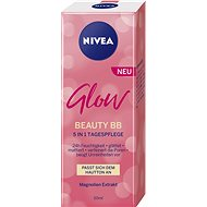 NIVEA Glow Beauty BB Cream, 50ml - BB Cream