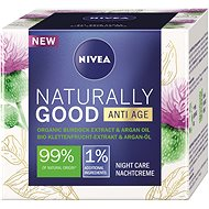 NIVEA Naturally Good Anti-Age Night Care 50 ml - Pleťový krém