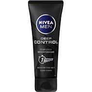 Pleťová maska NIVEA MEN Deep Control Face Mask 75 ml
