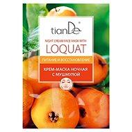 TIANDE Cream Mask Noční krémová s mišpulí 18 g