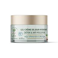 LE PETIT OLIVIER Anti-Pollution Day Gel Almond Blossom 50 ml - Pleťový krém