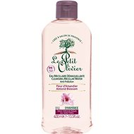 LE PETIT OLIVIER Anti-Pollution Cleansing Micellar Water Almond Blossom 400 ml - Micelární voda