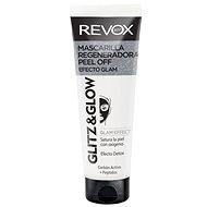REVOX Glitz and Glow Black Regenerating 80 ml - Pleťová maska