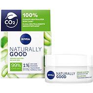 NIVEA Naturally Good Radiance Day Cream 50 ml - Pleťový krém
