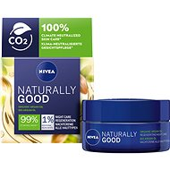 NIVEA Naturally Good Regeneration Night Cream 50 ml - Pleťový krém