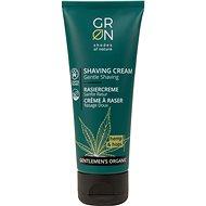GRoN BIO Gentlemen's Organic Shaving Cream Hemp & Hops 75ml - Shaving Cream