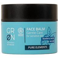 GRN BIO Pure Elements Face Balm Blueberry Leaf & Sea Salt 50 ml - Pleťový gel