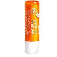 BENECOS Organic Natural Lip Balm Orange 4.8g - Lip Balm