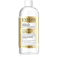 EVELINE COSMETICS Gold Lift Expert  Anti-Wrinkle Micellar Water Anti-Age 3in1 500 ml