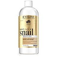 EVELINE COSMETICS Royal Snail 3in1 Micellar Water 500 ml - Micelární voda