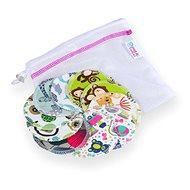 PETIT LULU Odličovací tampony pratelné 10 ks + pytlík na praní