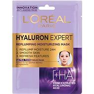 Pleťová maska ĽORÉAL PARIS Hyaluron Specialist Replumping Moisturizing Tissue Mask