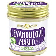PURITY VISION Organic Lavender Butter, 120ml - Butter