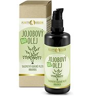 PURITY VISION Organic Jojoba Oil, 50ml - Face Oil