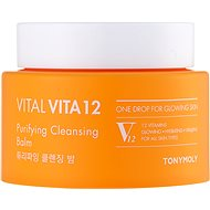 TONYMOLY Vital Vita 12 Purifying Cleansing Balm 80 g - Odličovač