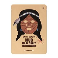 TONYMOLY Earth Beauty Mud Mask Sheet, 21g - Face Mask