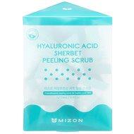 MIZON Hyaluronic Acid Sherbet Peeling Scrub 24× 7 g