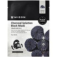 MIZON Charcoal Solution Black Mask 25g - Face Mask