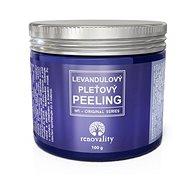 Peeling RENOVALITY Levandulový pleťový peeling 100 g - Peeling