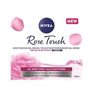NIVEA Rose Care Moisturizing Gel Cream 50 ml - Pleťový krém