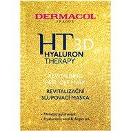 DERMACOL Hyaluron Therapy 3D Revitalising Peel-Off Mask 18 ml - Pleťová maska