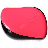TANGLE TEEZER Black & Pink Compact - Kartáč na vlasy