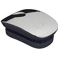 IKOO Pocket oyster black - Kartáč na vlasy