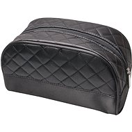 TITANIA Cosmetic Bag Black L - Makeup Bag
