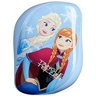 TANGLE TEEZER Compact Styler Disney Frozen - Elsa and Anna - Kartáč na vlasy