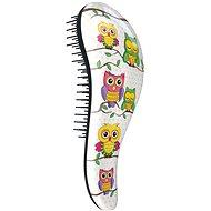 DTANGLER Detangling Owl - Kartáč na vlasy
