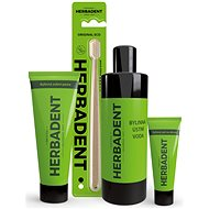 HERBADENT - Package for a Healthy Mouth CARE - Oral Hygiene Set