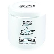 SEZMAR PROFESSIONAL Bath Salts Snow Flowers 500 g - Koupelová sůl