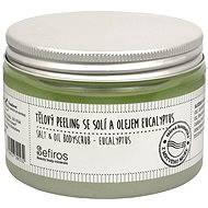 SEFIROS Salt and Oil Body Scrub Eucalyptus 300 ml - Peeling
