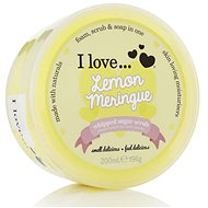 I LOVE… Whipped Sugar Scrub Lemon Meringue 200 ml - Peeling
