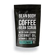 BEAN BODY Coffee Scrub Peppermint 220 g - Peeling
