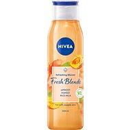 NIVEA Fresh Blends Apricot, Mango, Rice Milk 300 ml - Sprchový gel