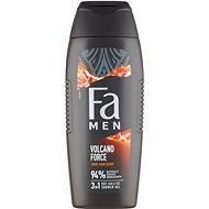 FA Men Volcano Force Shower Gel 400 ml - Pánský sprchový gel