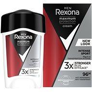 Rexona Men Maximum Protection Intense Sport tuhý krémový antiperspirant pro muže 45ml - Pánský antiperspirant