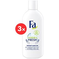 FA Hygiene & Fresh Instant Hand Gel 250 ml 2 + 1 - Disinfectant