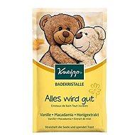 KNEIPP Sůl do koupele Medvídkovo objetí 60 g - Koupelová sůl