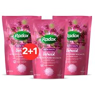 RADOX Detoxed Bath Salts 900 g 2+1 - Koupelová sůl