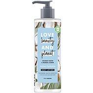 LOVE BEAUTY AND PLANET Luscious Hydratation Body Lotion 400 ml - Tělové mléko