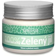 SALOOS Green Clay 100% French 80g - Face Mask